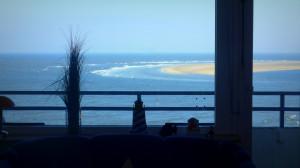 Ferienwohnung mit Meerblick-Balkon