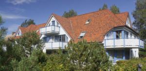 Ferienwohnung Oewern Diek 33 in Wustrow in unmittelbarer Ostseestrandnähe