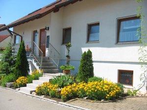 Ansicht Ferienwohnung Ferienwohnung Haus Baier****mit Freisitz, in 20 Minuten am Bodensee